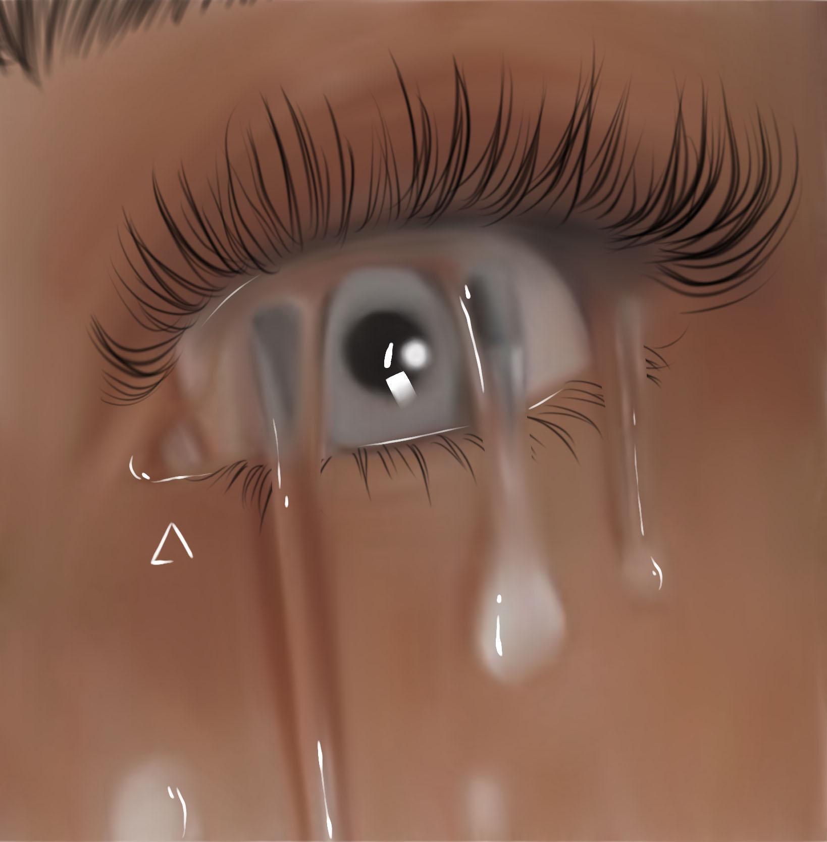 Digital art eye